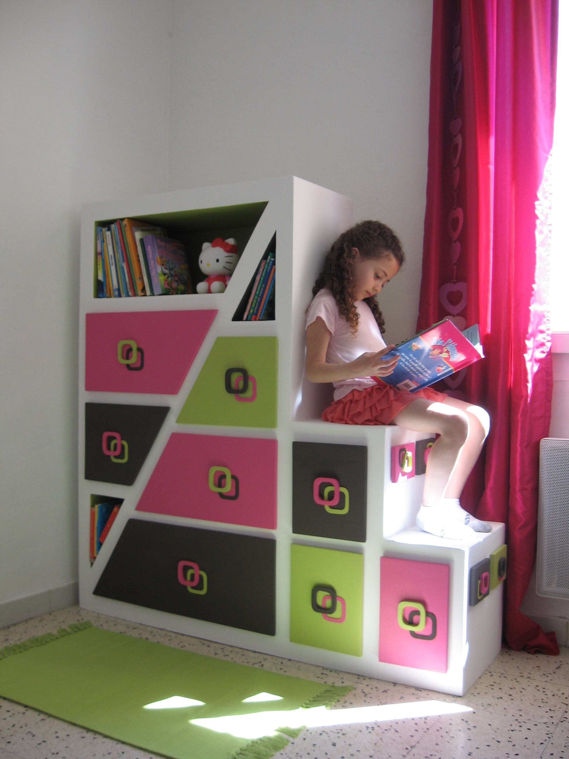 fdeco agencement que faire avec du carton. Black Bedroom Furniture Sets. Home Design Ideas