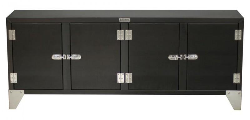 Fdeco agencement une nouvelle ligne de mobilier industriel for Bahut bas industriel