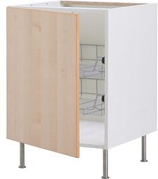 fdeco agencement caisson bas nexus bouleau faktum ikea. Black Bedroom Furniture Sets. Home Design Ideas