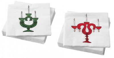 vinterfint-serviettes-en-papier-vert