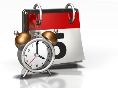 Calendar Icon: Alarm
