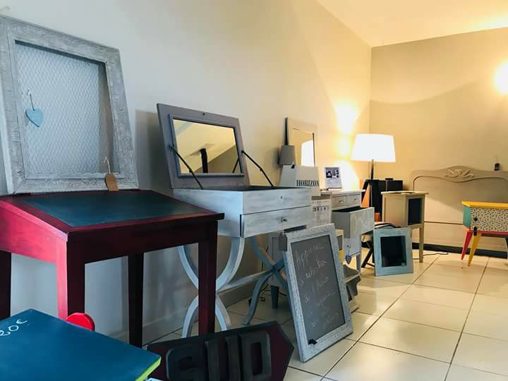 Relooking meubles et stages avec Fdeco-agencement